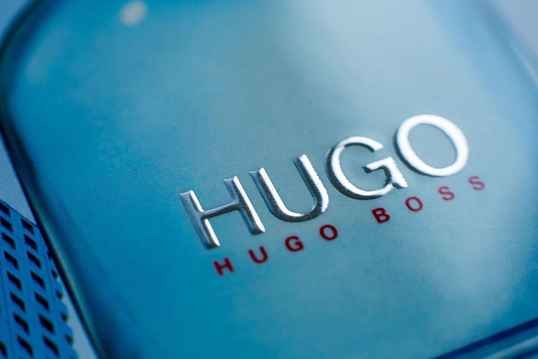 Выборочный лак HUGO