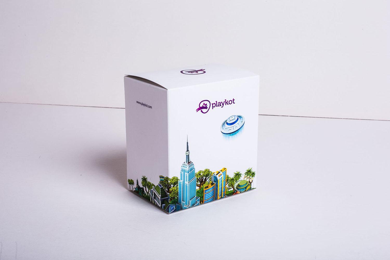 Кубик Playkot