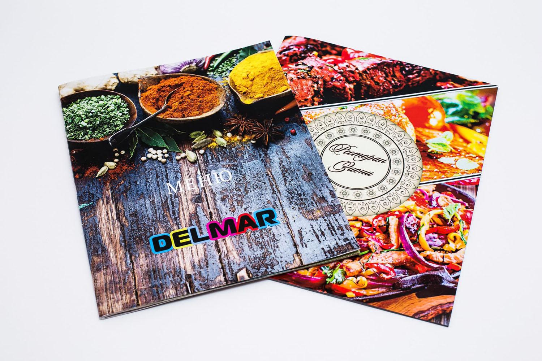 Меню Delmar
