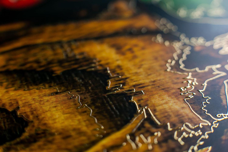Примеры печати фольгой